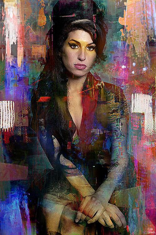 Amy by Joe Ganech - search and link Fine Art with ARTdefs.com