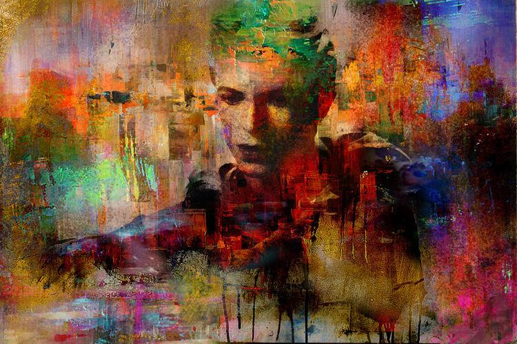 David by Joe Ganech - search and link Fine Art with ARTdefs.com