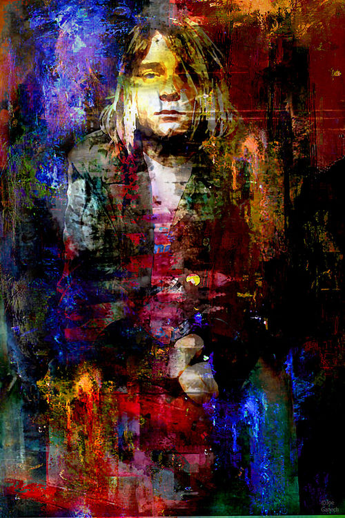 Kurt by Joe Ganech - search and link Fine Art with ARTdefs.com