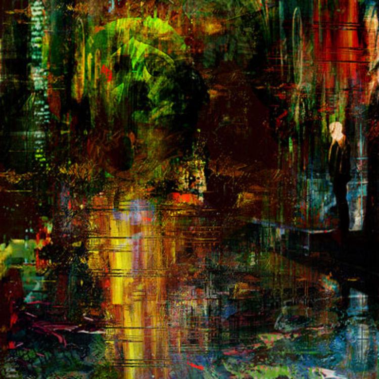 Need to believe by Joe Ganech - search and link Fine Art with ARTdefs.com