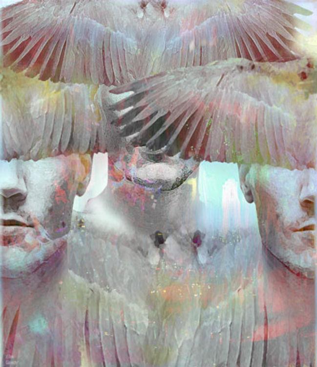 Lambs mystic by Joe Ganech - search and link Fine Art with ARTdefs.com