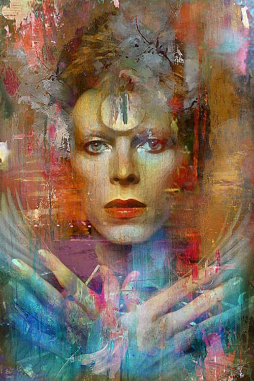 Ziggy in the sky by Joe Ganech - search and link Fine Art with ARTdefs.com