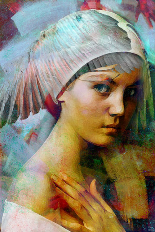 Memory of your look by Joe Ganech - search and link Fine Art with ARTdefs.com