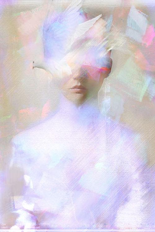 La femme surréaliste by Joe Ganech - search and link Fine Art with ARTdefs.com