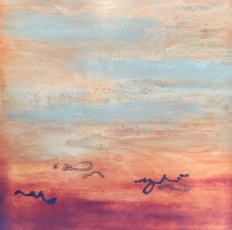 Evening Prayers by Julie Quinn - search and link Fine Art with ARTdefs.com