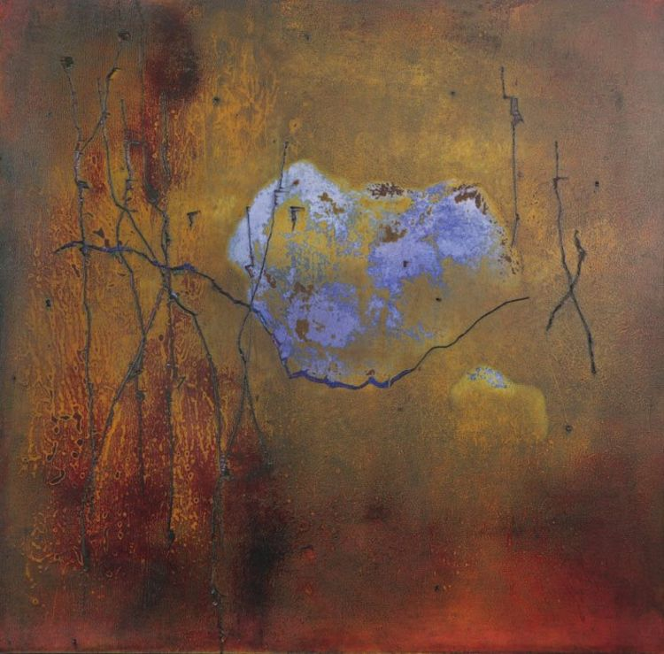 Embrace 1 by Julie Quinn - search and link Fine Art with ARTdefs.com