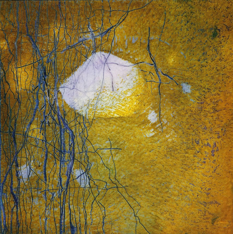 Divine Presence by Julie Quinn - search and link Fine Art with ARTdefs.com