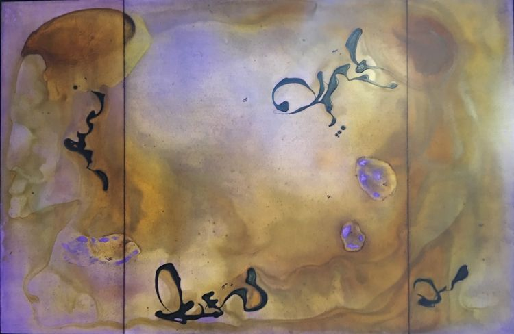 Undercurrents by Julie Quinn - search and link Fine Art with ARTdefs.com