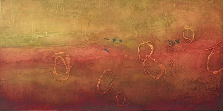 Awakening 2 by Julie Quinn - search and link Fine Art with ARTdefs.com