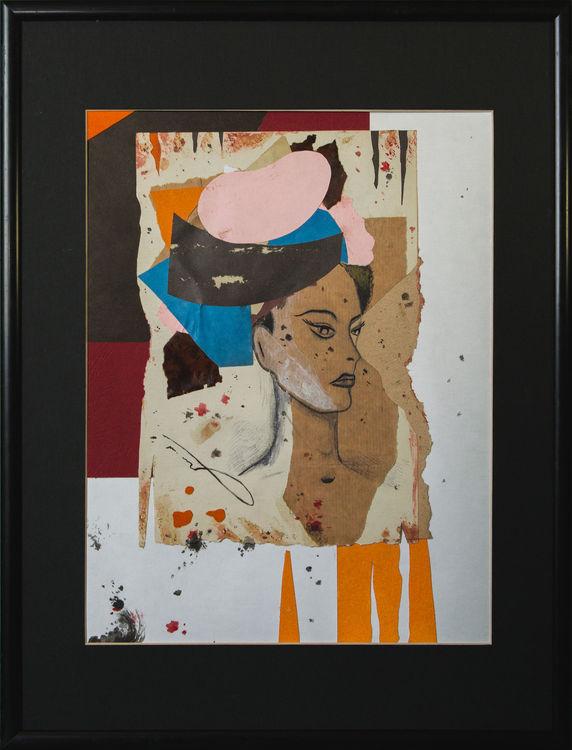 Woman - Portrait by LashaT - search and link Fine Art with ARTdefs.com