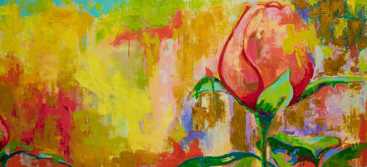 Premier Bloom by Margaret Brown - search and link Fine Art with ARTdefs.com