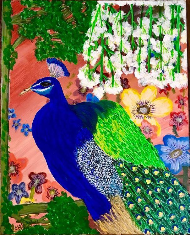 Fantasy by Teresa R Laurente - search and link Fine Art with ARTdefs.com