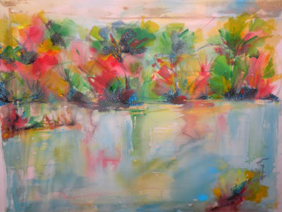 Autumn by Meda  - search and link Fine Art with ARTdefs.com