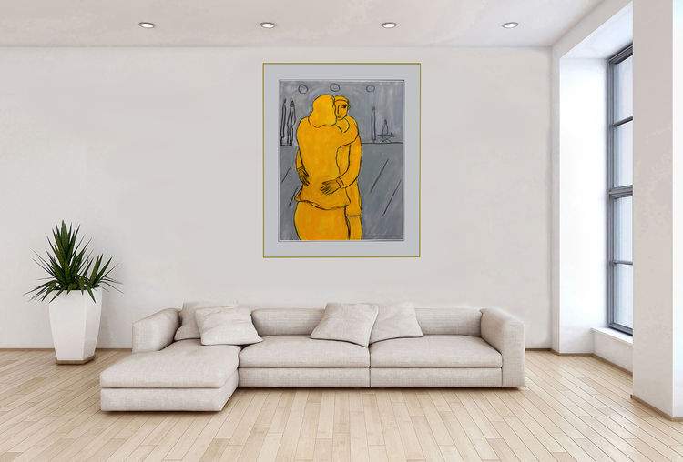 LE BALAJO by Jean Mirre - search and link Fine Art with ARTdefs.com