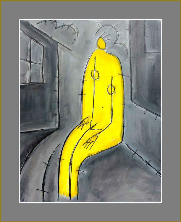 ANTHRACITE by Jean Mirre - search and link Fine Art with ARTdefs.com