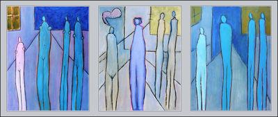 GOSPEL by Jean Mirre - search and link Fine Art with ARTdefs.com