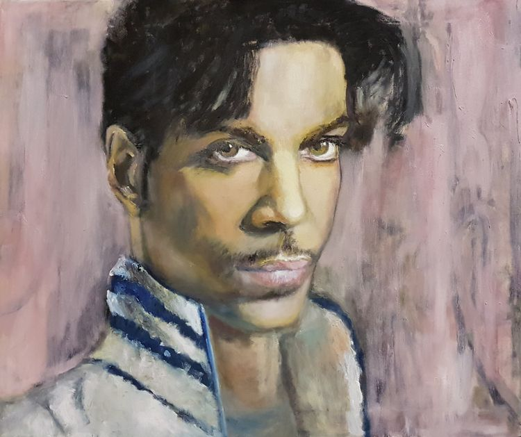 Prince by Patrick Turner-Lee - search and link Fine Art with ARTdefs.com