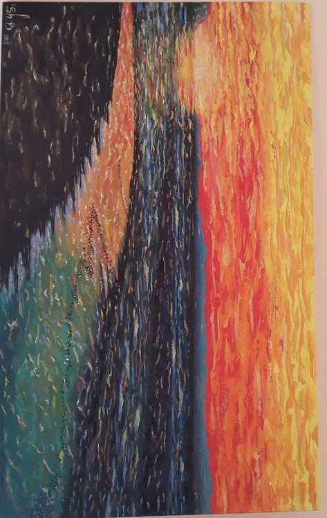 نقاشی by Shahin Darbandi - search and link Fine Art with ARTdefs.com