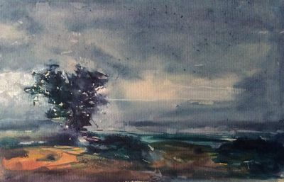 Depth over Distance  by Steve McGuinness - search and link Fine Art with ARTdefs.com