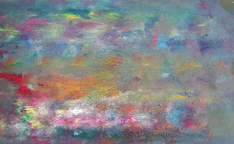 Autumn Haze by Graham edward rhodes - search and link Fine Art with ARTdefs.com