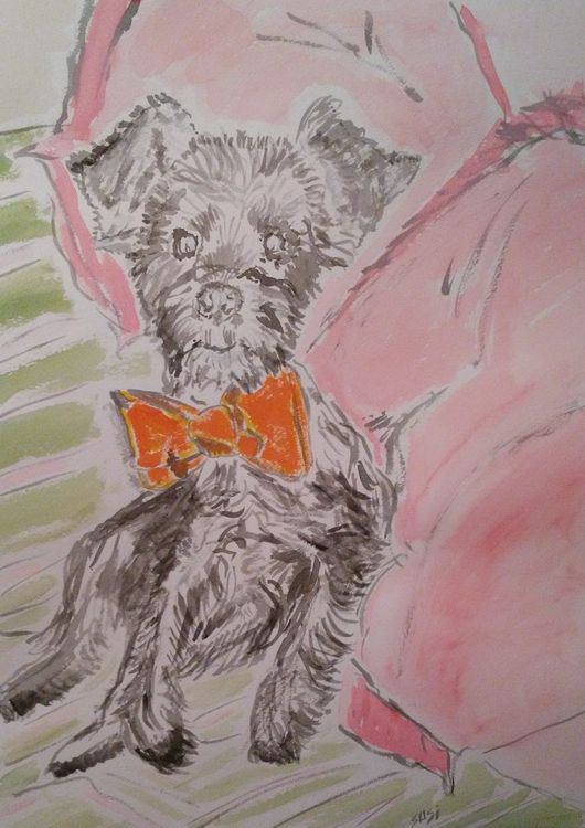 Lola Boo by Susan Royer - search and link Fine Art with ARTdefs.com