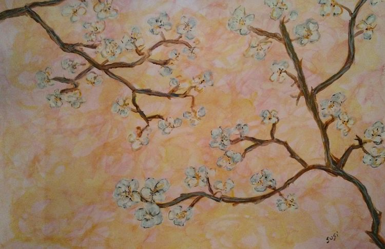 Springlight by Susan Royer - search and link Fine Art with ARTdefs.com