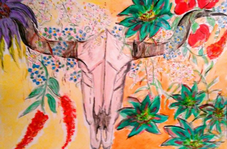 El Toro by Susan Royer - search and link Fine Art with ARTdefs.com