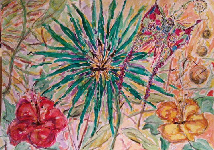 Givin' Back by Susan Royer - search and link Fine Art with ARTdefs.com