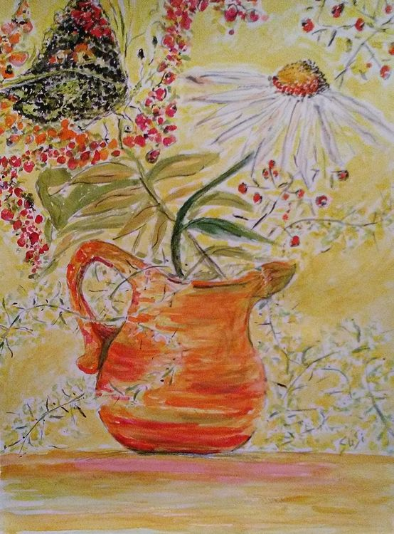 Stealth Feeder by Susan Royer - search and link Fine Art with ARTdefs.com