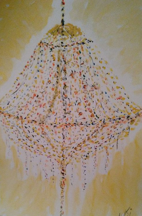 Hang Bright by Susan Royer - search and link Fine Art with ARTdefs.com