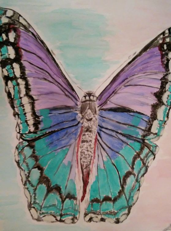 Swallowtail by Susan Royer - search and link Fine Art with ARTdefs.com