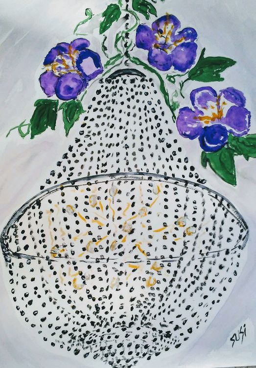 Broadberry Chandi by Susan Royer - search and link Fine Art with ARTdefs.com