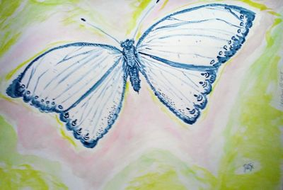 Flying into Brighter Air by Susan Royer - search and link Fine Art with ARTdefs.com